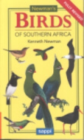 Newman : Newman's Birds of Southern Africa :