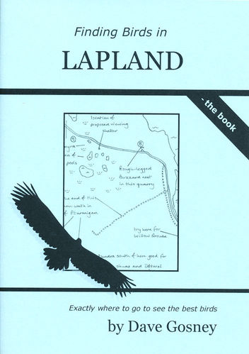 Finding Birds in Lapland - the book