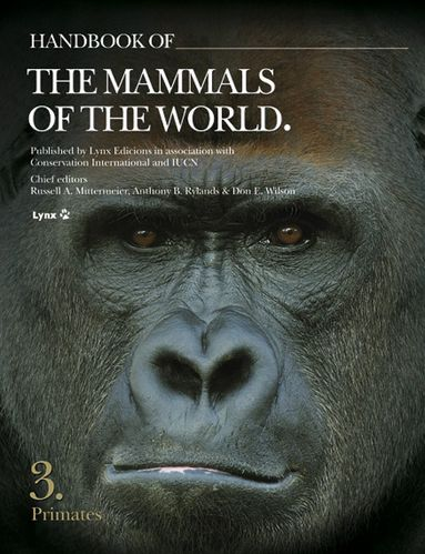 Wilson, Mittermeier (Hrsg.): Handbook of the Mammals of the World, Volume 3: Primates