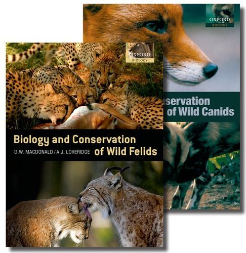 Macdonald, Loveridge, Sillero-Zubiri (Hrsg.): Biology and Conservation of Wild Carnivores