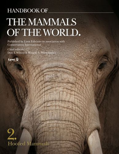 Wilson, Mittermeier (Hrsg.): Handbook of the Mammals of the World, Volume 2: Hoofed Mammals