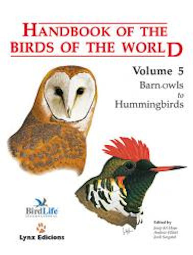 Hoyo, del; Elliott, Sargatal (Hrsg.), Handbook of the Birds of the World, Volume  5