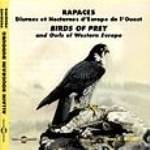 Dubourg : Birds of Prey and Owls of Western Europe : Rapaces diurnes et nocturnes d'Europe de l'Quest