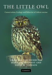 Nieuwenhuyse, van; Genot, Johnson: The Little Owl