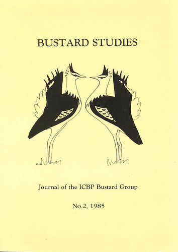 Goriup: Bustard Studies No. 2 (1985)