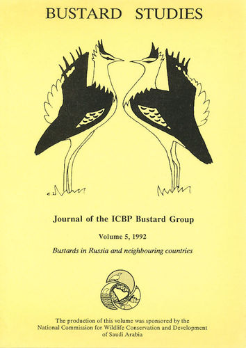 Goriup: Bustard Studies - No. 5 (1992) - Bustards in Russia and neighbouring countries