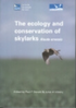 Donald, Vickery: The Ecology and Conservation of Skylarks Alauda arvensis