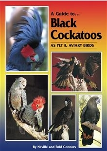 Connors, Connors: A Guide to Black Cockatoos as Pet and Aviary Birds