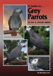 Low: A Guide to Grey Parrots As Pet And Aviary Birds