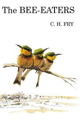 Fry; Illustr.: Busby, Fry: The Bee-Eaters
