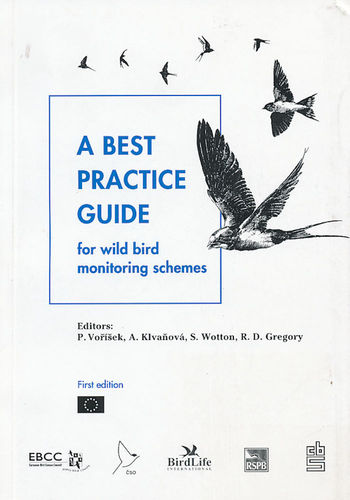 Vorisek, Klvanova, Wotton, Gregory: A best practice guide for wild monitoring schemes