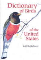 Holloway: Dictionary of Birds of the United States - Scientific and Common Names