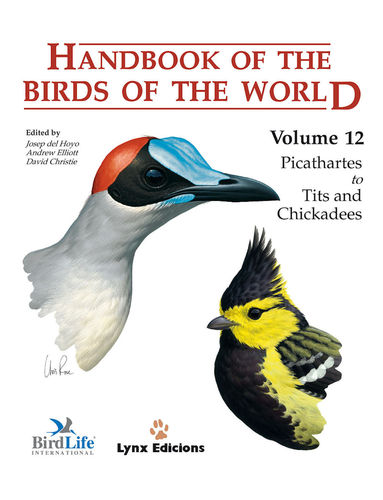 Hoyo, del; Elliott, Christie (Hrsg.): Handbook of the Birds of the World, Volume 12