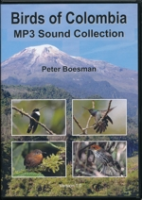 Boesman: Birds of Colombia 1.0 - MP3 Sound Collection, Version 1.0