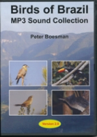 Boesman: Birds of Brazil 2.0 - MP3 Sound Collection