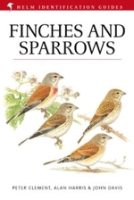 Clement, Harris, Davis : Finches and Sparrows :