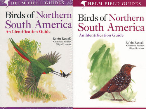 Restall, Rodner, Lentino, Williams: Birds of Northern South America - Set der Bände 1 und 2