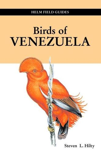 Hilty: Birds of Venezuela