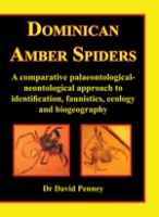 Penney : Dominican Amber Spiders : A comparative neontological approach to identification faunistics ecology and biogeography