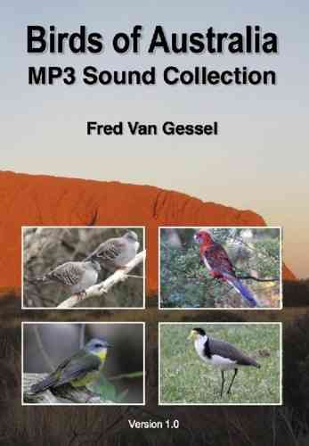 Gessel, van : Birds of Australia : MP3 sound collection