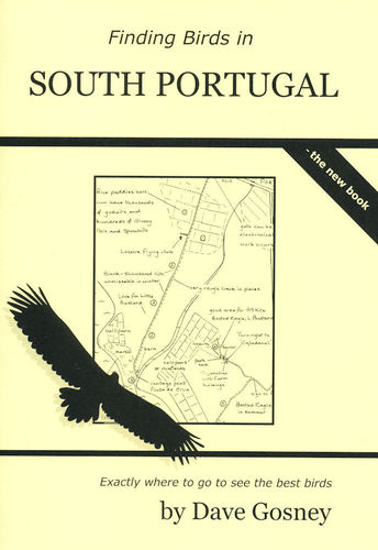 Gosney: Finding Birds in Southern Portugal - the book