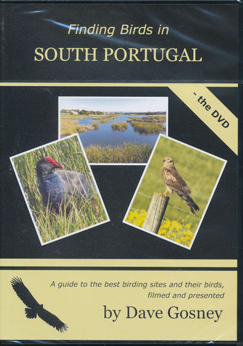 Gosney: Finding Birds in Southern Portugal - the DVD