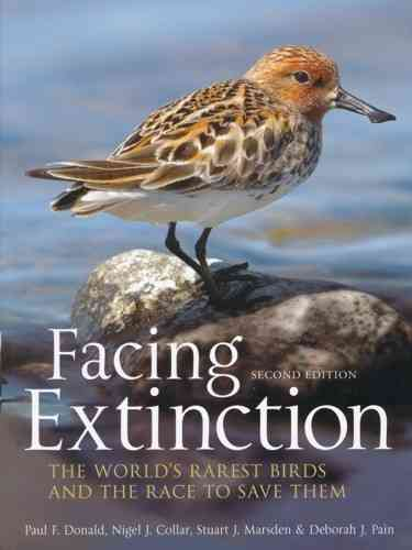 Donald, Collar, Marsden, Pain: Facing Extinction - The World's Rarest Birds