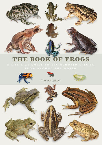 Halliday (Hrsg.): The Book of Frogs