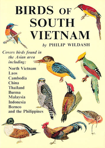 Wildash: Birds of South Vietnam