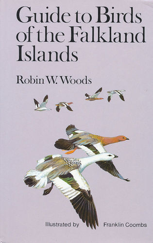 Woods: Guide to Birds of the Falkland Islands