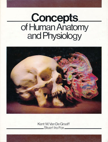 Van deGraaff, Fox: Concepts of Human Anatomy and Physiology