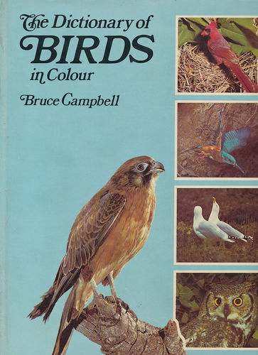 Campbell: The Dictionary of Birds in Colour