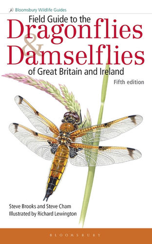 Brooks, Cham, Illustr.: Lewington: Field Guide to the Dragonflies of Great Britain and Ireland