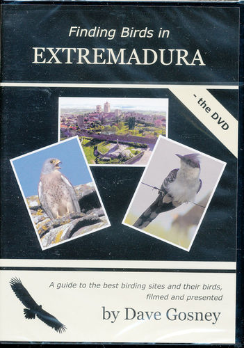 Gosney: Finding Birds in Extremadura - the dvd