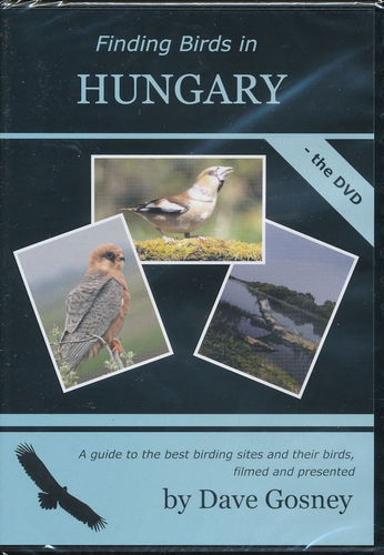 Gosney: Finding Birds in Hungary - the dvd
