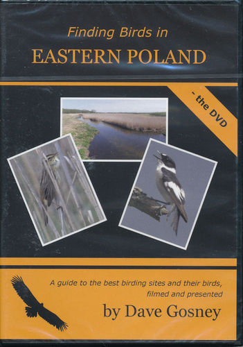Gosney: Finding Birds in Eastern Poland - the dvd