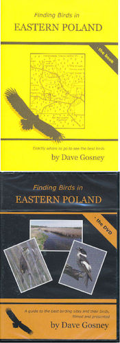 Gosney: Finding Birds in Eastern Poland - Set book + dvd