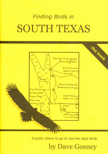 Finding Birds in South Texas - the book