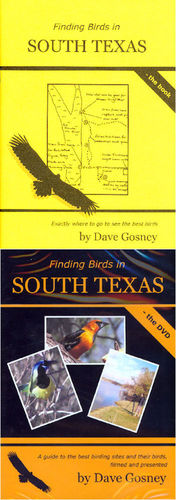Finding Birds in South Texas - Set Buch + DVD