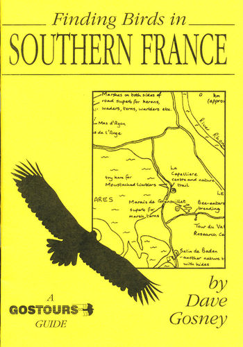 Gosney: Finding Birds in Southern France