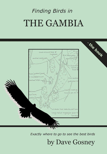 Gosney: Finding Birds in The Gambia - the book