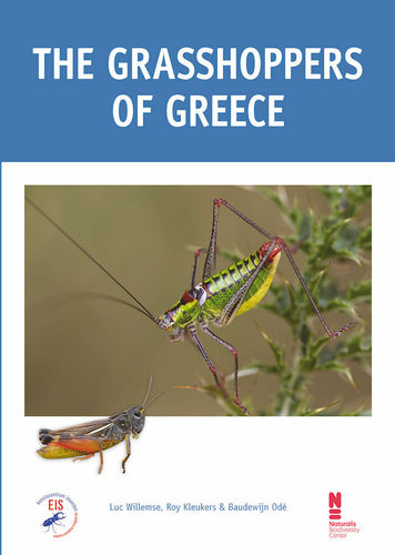 Willemse, Kleukers, Odé: The Grasshoppers of Greece