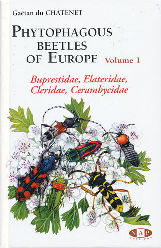 du Chatenet: Phytophagous Beetles of Europe - Volume 1 - Edition 2017