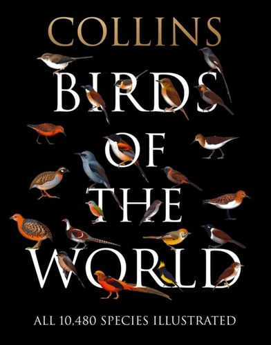Arlott: Birds of the World