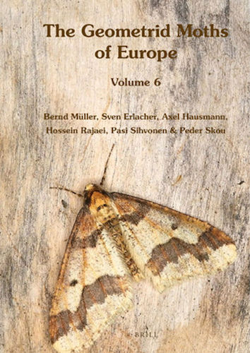 Müller, Erlacher, Rajaei, Sihvonen, Skou: The Geometrid Moths of Europe, Volumen 6: Ennominae II