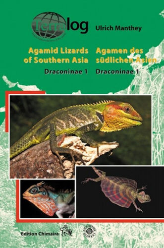 Manthey: Agamen des südlichen Asien - Agamid Lizards of Southern Asia